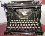 Underwood No 5typewriter