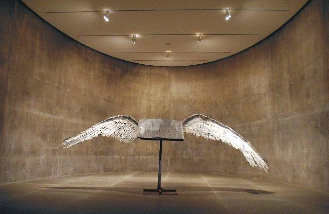 Book with Wings by Anselm Kiefer