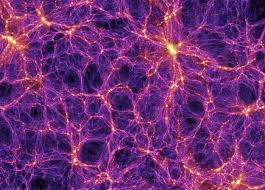 supercomputer model of the universe
