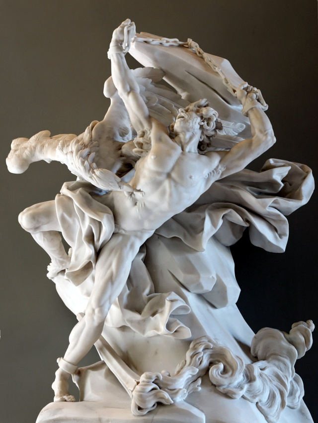 PrometheusPrometheus depicted in a sculpture by Nicolas-Sébastien Adam 1762