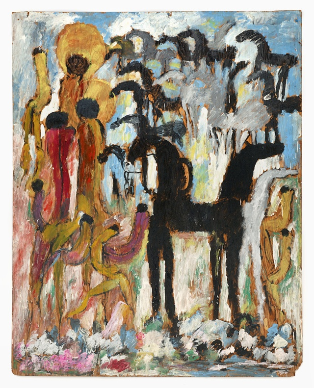 Angels and Their Horses, 1985