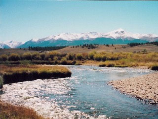 Arkansas River Near Leadville CO Credit- USFWS